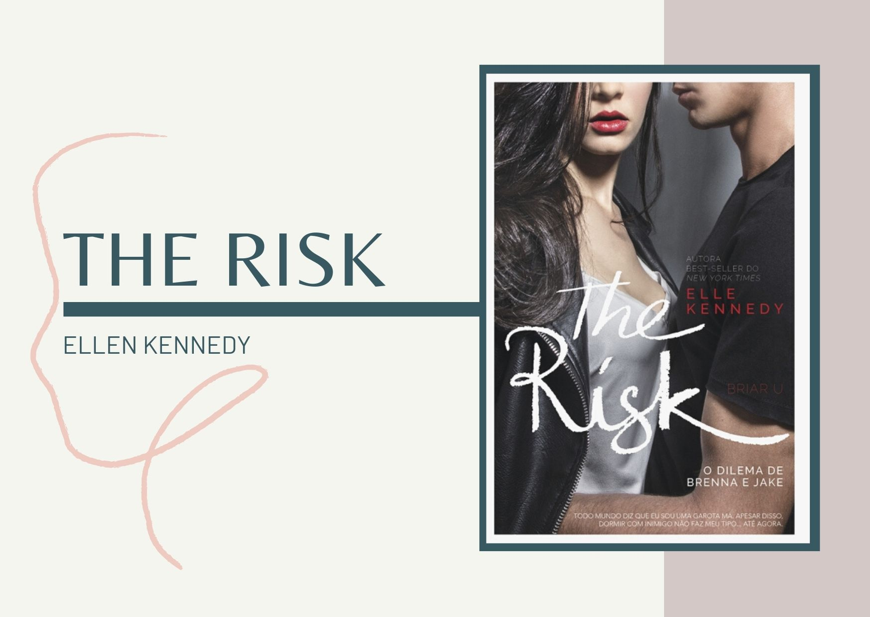The Risk - Elle Kennedy - Resenha